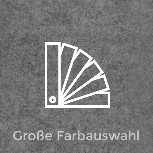Große Farbauswahl